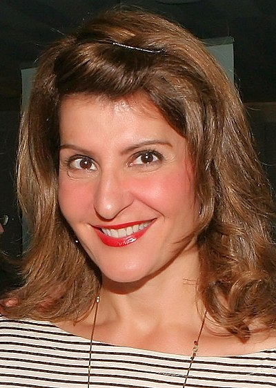 Nia Vardalos, Canadian-born American actress, screenwriter, director, and producer of Greek descent