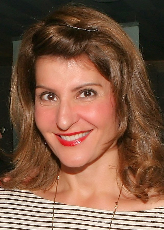 Nia Vardalos in 2011 cropped retouched