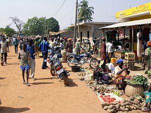 Niamtougou - Image: Niamtougou 1