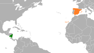 Nicaragua–Spain relations Diplomatic relations between the Republic of Nicaragua and the Kingdom of Spain