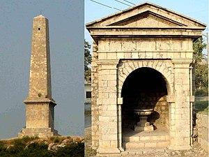 Nicholson's Obelisk - Image: Nicholsons Monument