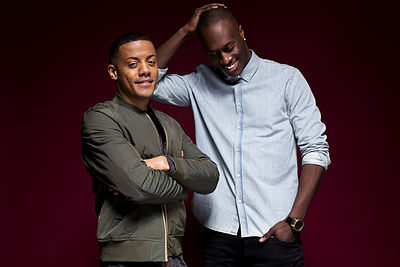 Picture of a band or musician: Nico & Vinz
