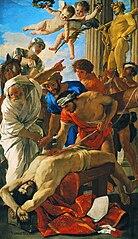 Le Martyre de saint Érasme