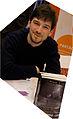Nicolas Villeneuve salon du livre 2012.jpg