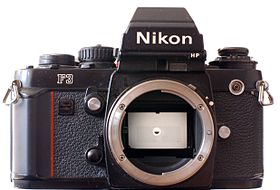 Image illustrative de l'article Nikon F3