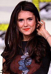 Dobri dobrev related to nina dobrev dating