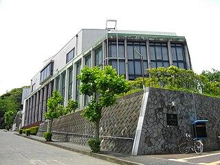 Ninomiya, Kanagawa Town in Kantō, Japan