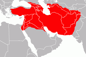 Ninus - Ninus' Empire according to Diodoros