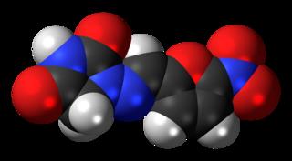 Nitrofurantoin pharmaceutical drug