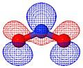 Nitrogen Dioxide Molecule.jpg