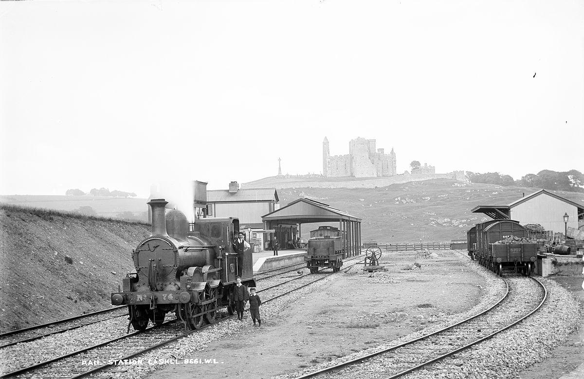 Cashel Extension Railway Wikipedia