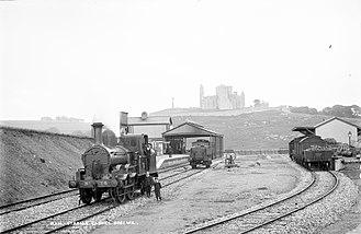 Cashel Extension Railway - Cashel Railway Station