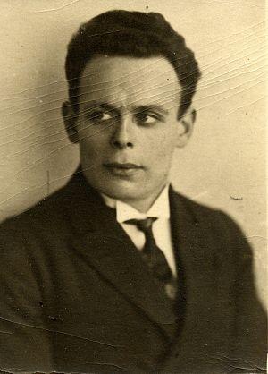 Nahum Gergel - Nahum Gergel, 1929, Berlin