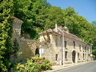 File noisy sur oise 95 le valdampierre rue de beaumont for Grange oise