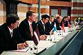 Nordiska och baltiska statsministrar haller presskonferens under Nordiska radets session i Stockholm (1).jpg