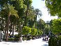 Noreste de la Plaza Nueva de Sevilla.JPG
