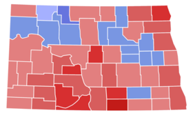 North Dakota Senate Election Results by County, 1958.png