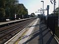 North Harrow stn look east.JPG