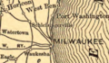 Northern Pacific Railroad map circa 1900 Schleisingerville.png