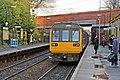 Northern Rail Class 142, 142050, Eccleston Park railway station (geograph 3795620).jpg