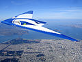 Northrop Grumman flying wing aircraft concept 2011 2.jpg