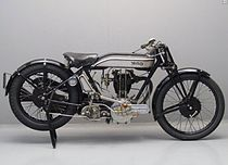 Voorganger: Norton Model 18
