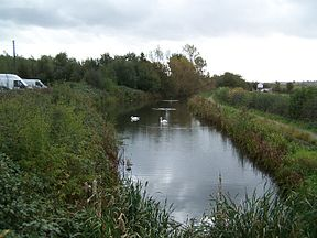 Nottingham Canal, Awsworth.JPG