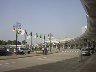Dar El Beïda municipality of Algeria