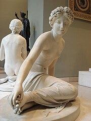 La Nymphe Salmacis