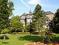 Oberes Schloss in Siegen, ehemalige Residenz der Grafen von Nassau