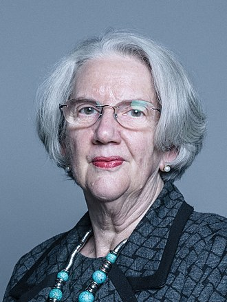 Judith Jolly, Baroness Jolly - Image: Official portrait of Baroness Jolly crop 2