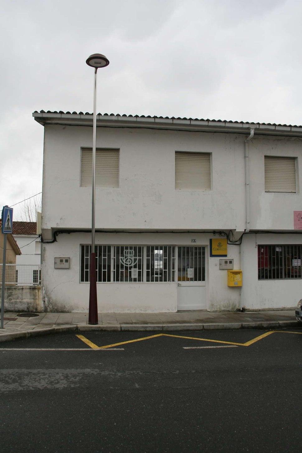 Oficina de Correos na Lama