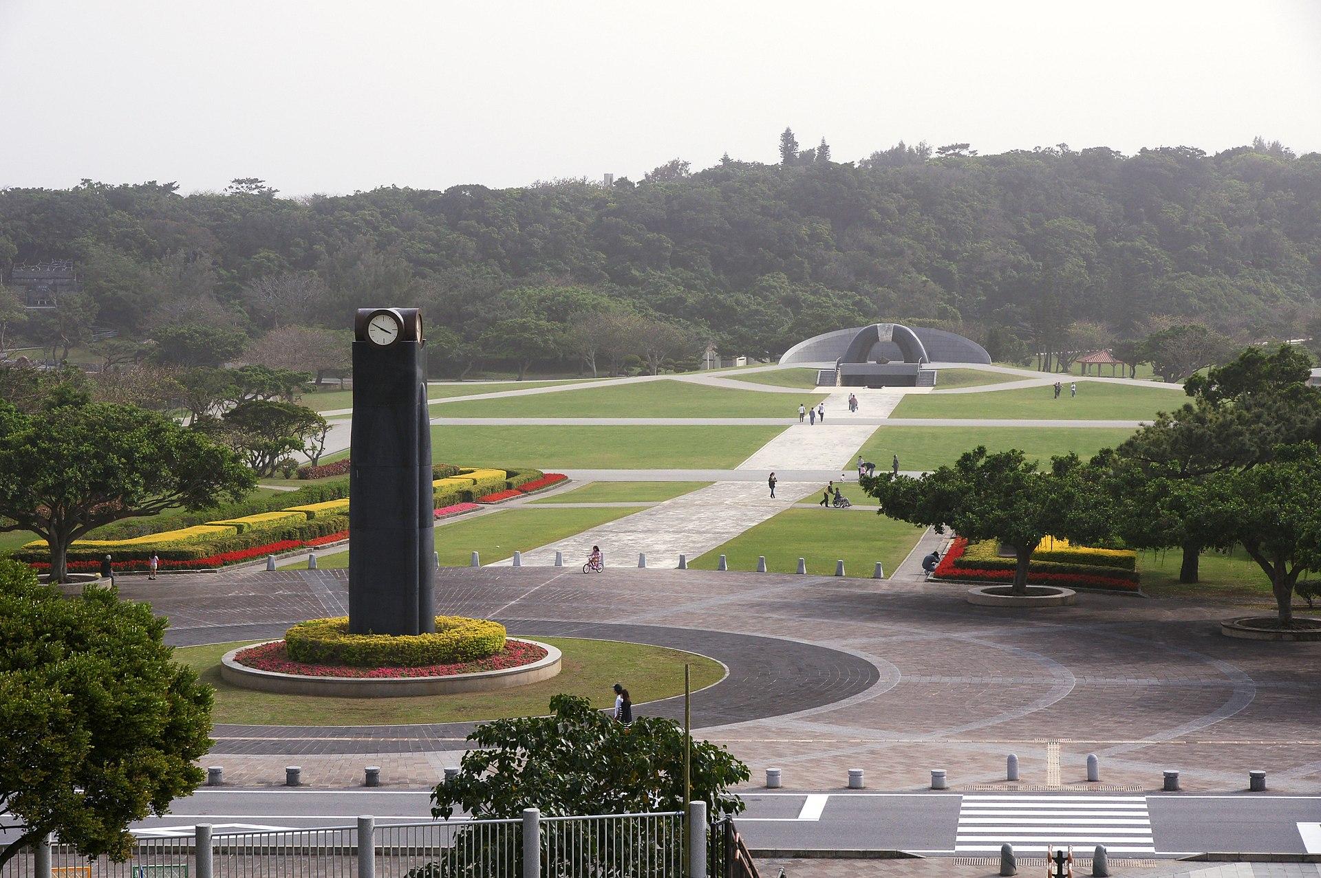 Okinawa Heiwakinen Memorial Park01n3104.jpg