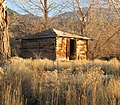 Old Cabin at Mystic Hot Springs dyeclan.com - panoramio.jpg