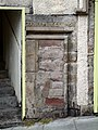Old doorway on West Bow, Edinburgh - geograph.org.uk - 506265.jpg