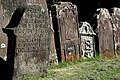 Old headstones at Westerkirk Parish Churchyard - geograph.org.uk - 806767.jpg