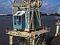 Old port cranes at Port of Antwerp, pic-025.JPG