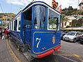 Old tram at Barcelona pic10.JPG
