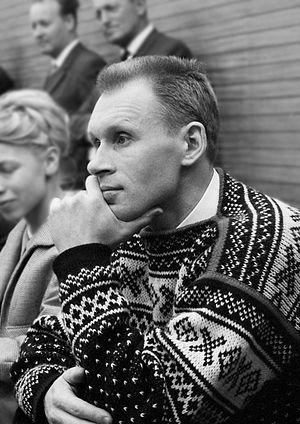 Oleg Protopopov - Oleg Protopopov in 1965