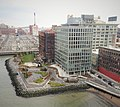 One John Street in park from Manhattan Bridge jeh.jpg