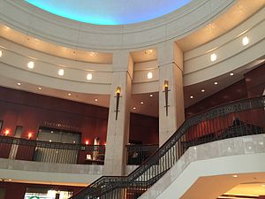 InterContinental Chicago Magnificent Mile - Lobby of the hotel