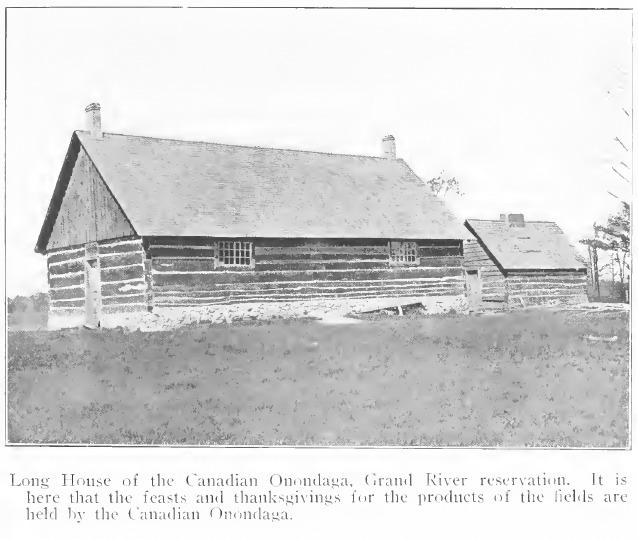 Onondaga Longhouse