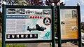Oorlogsgraven informatie bord in Goudriaan (2).jpg