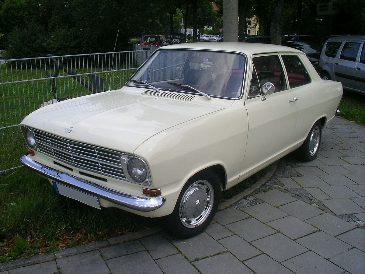 opel kadett b wikipedia. Black Bedroom Furniture Sets. Home Design Ideas