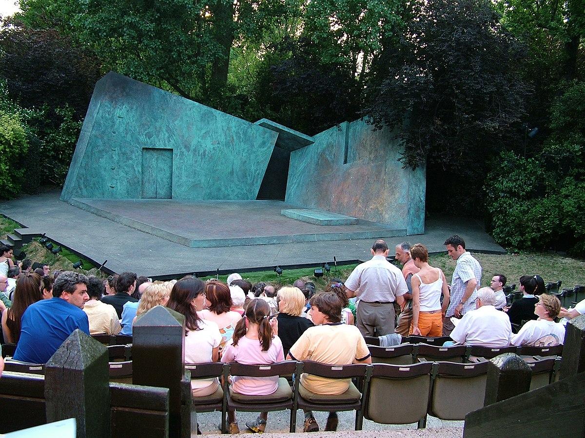 Open Air Theatre Wikip 233 Dia