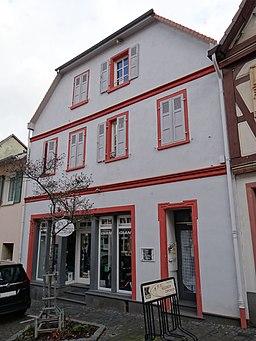 Mainzer Straße in Oppenheim