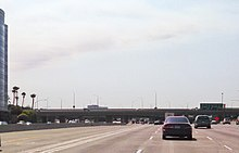 Orange Crush Interchange from interstate 5 southbound.jpg