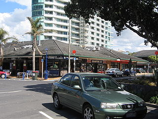 Orewa Suburb in Auckland Council, New Zealand
