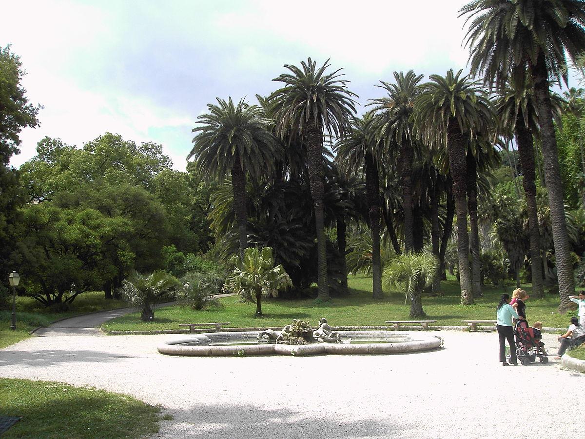 Orto botanico dell 39 universit di roma la sapienza for O giardino di pulcinella roma