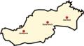 Ortsteile von Rosendahl.png